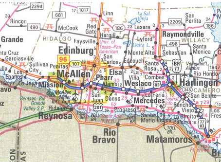 RELOCATING TO THE RIO GRANDE VALLEY OF TEXAS