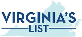 Virginia List PAC logo