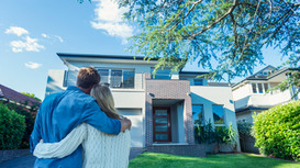 How to add current spouse to home deed