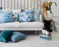 Cushions Display