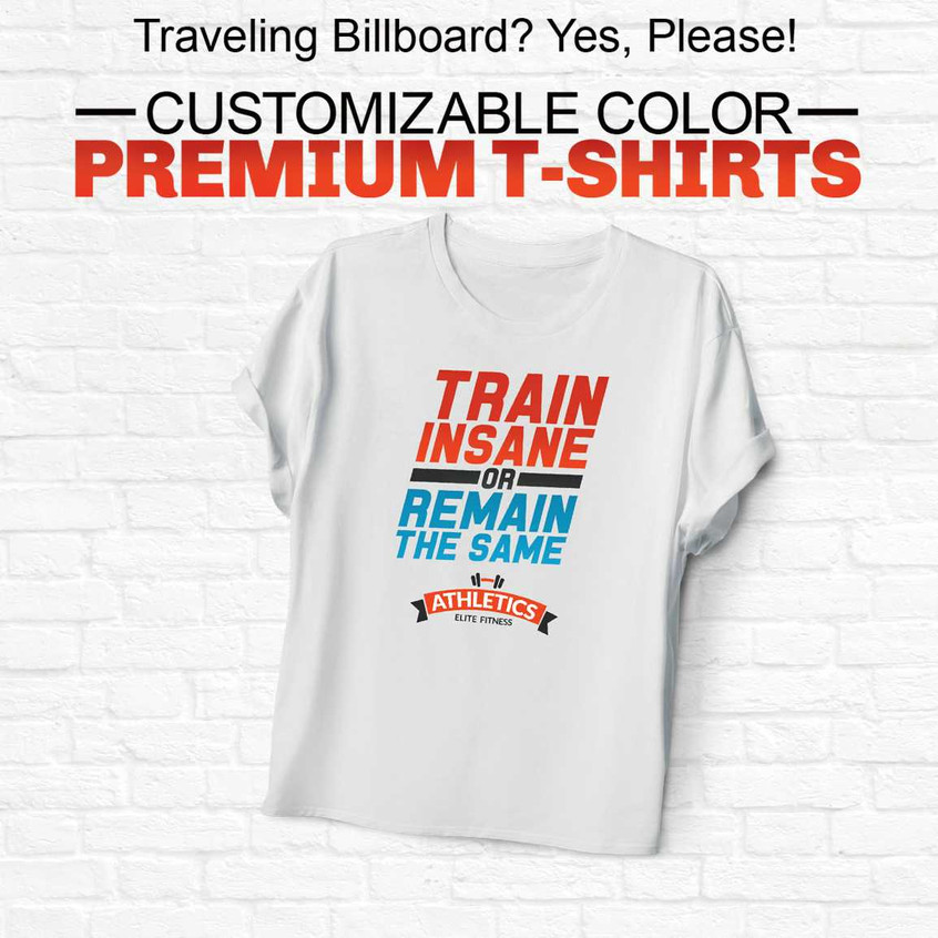 BCX Promotional is the best in Custom T-Shirts