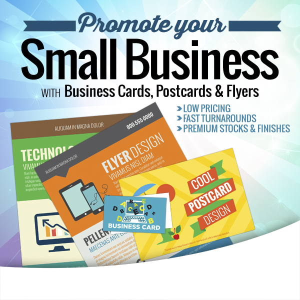 BCX Promotional is the best in Small Business Printing