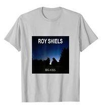 Screen Shot - Roy Shiels Big Kiss t shir
