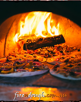 Fire'n'Dough - Wood Fired Pizza Catering