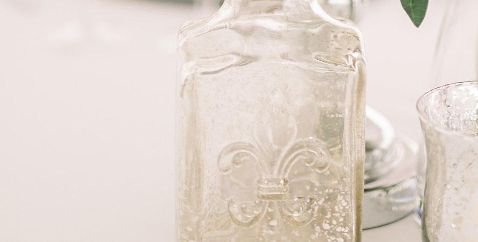 Gold Speckled vases