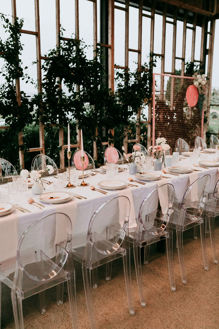 Scenic Rim Wedding Hire - Ghost Chairs.j