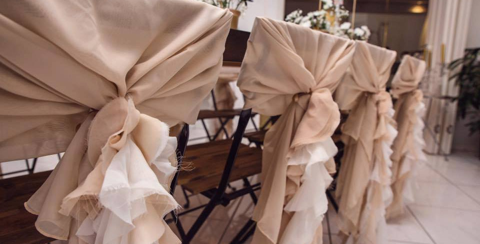 Chair Sashes & Covers