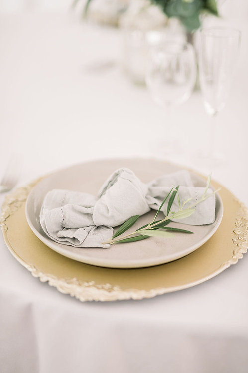 Light Grey Napkins