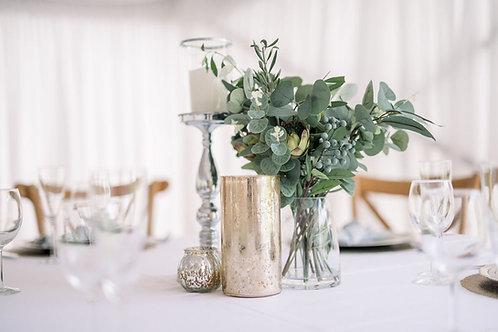 Native Bush/Flowers (In Vase)