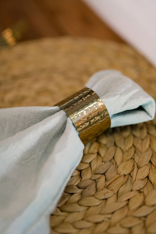 Brass / Gold Napkin Rings