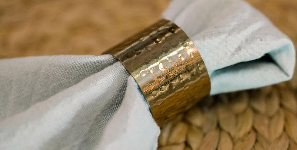 Brass / Gold Napkin Rings