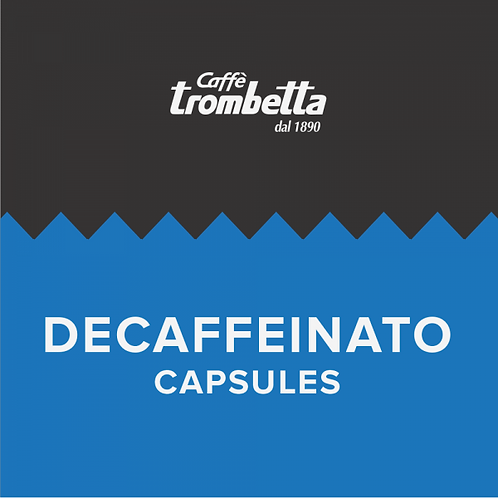 DECAFFE CAPSULES