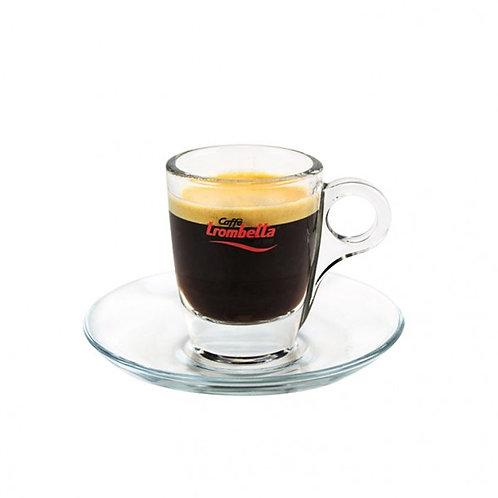 GLASS MACCHIATO CUPS