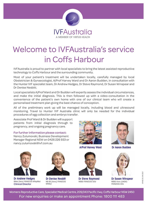 IVFA80 Coffs Harbour Welcome A4 29 JAN 2