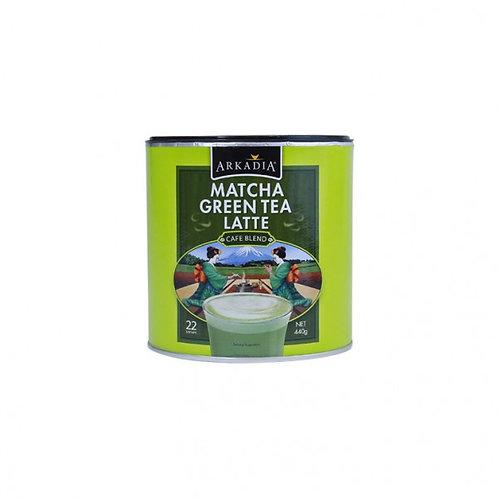 ARKADIA MATCHA GREEN TEA LATTE