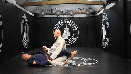 Screenshot Lapel Closed Guard Star Sweep