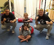 Boxers get ready to rumble for kids