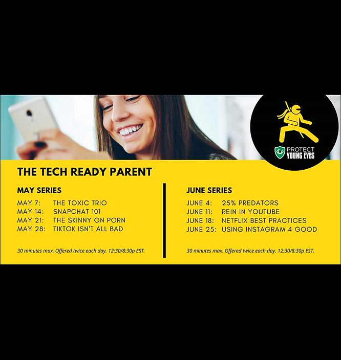 """""""The Tech Ready Parent"""""""