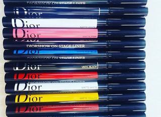 must have #dior eyeliner