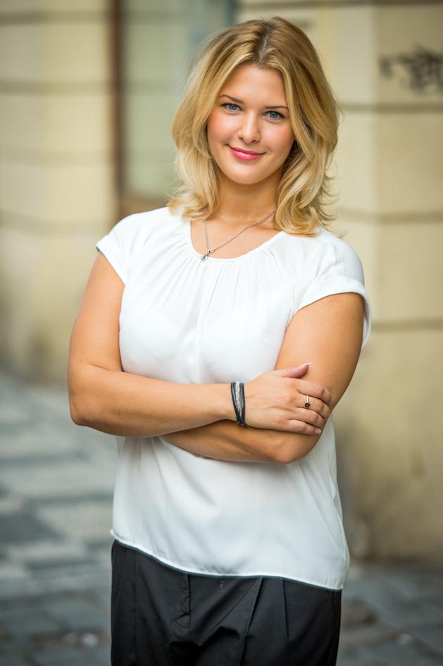 Nicole Moravcová