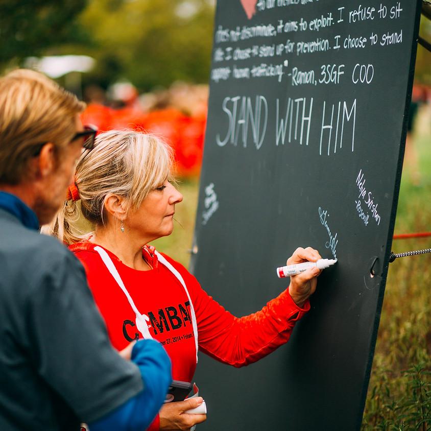 Break Free Run 2021 Volunteers
