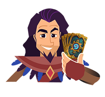 medivh with cards.png