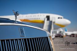 Dubai Air Show - Rolls Royce
