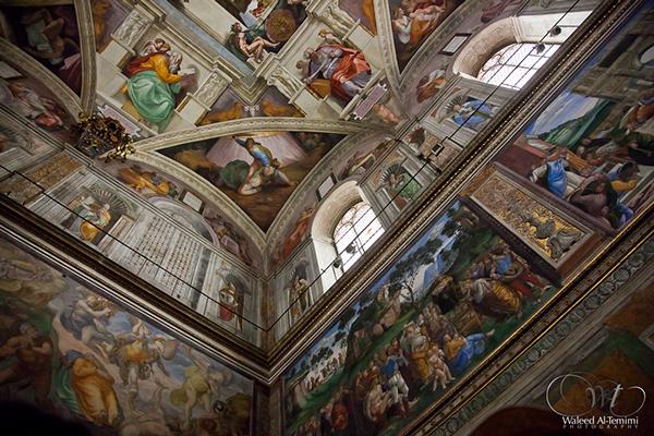 Sistine Chapel - Rome