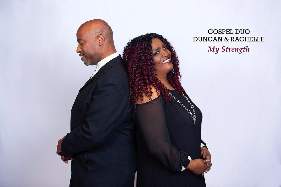 Gospel Duo Duncan & Rachelle