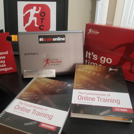 ONLINE TRAINER ACADEMY REVIEW - HOW I SURVIVED THE QUARANTINE THANKS TO OTA.
