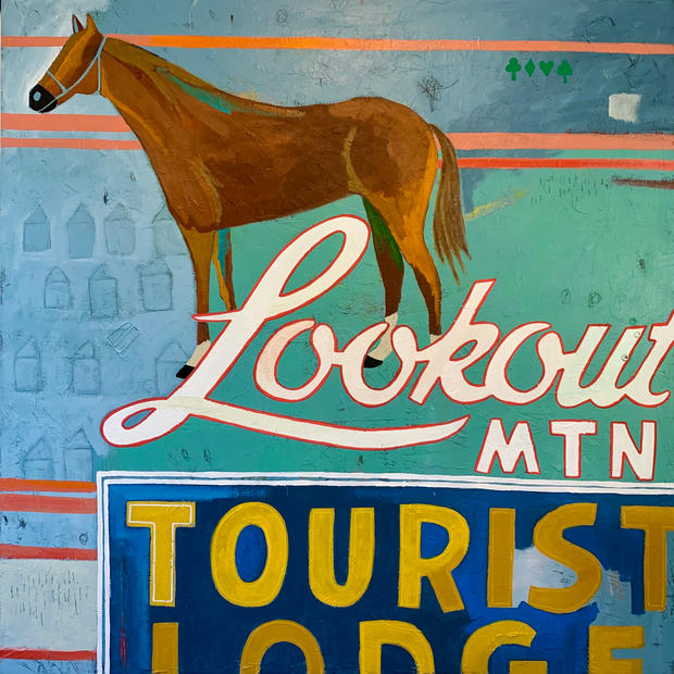 Lookout Moutain Tourist Lodge