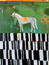 Back In The Saddle - SOLD