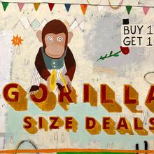 Gorilla Size Deals