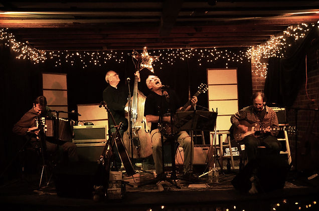 Buzzard Hollow Boys Live at Rapunzel's