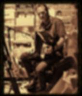 Jeff Saine - Accordion and Lap Steel - Buzzard Hollow Boys band