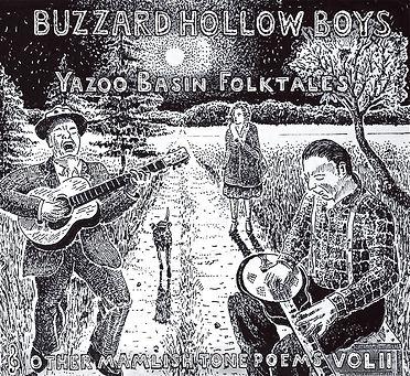 Yahoo Basin Folktales & Other Mamlish Tone Poems, Vol. 2 - released in 2013