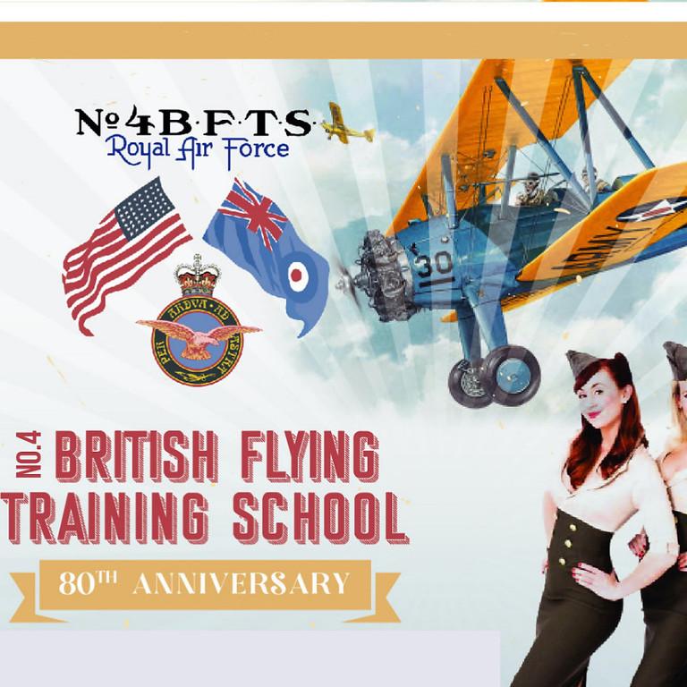 80th British Flying Training School Gala