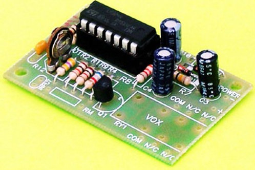 VOX-1 VOICE ACTIVATED SWITCH Kit
