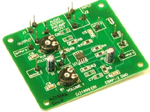 EBAP-SMD-2 Audio Pre Amplifier Kit