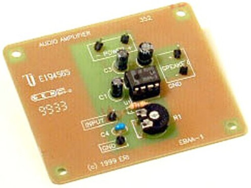 EBAA-1 Audio Amplifier Kit