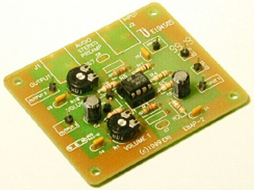 EBAP-2 Audio Pre Amplifier Kit