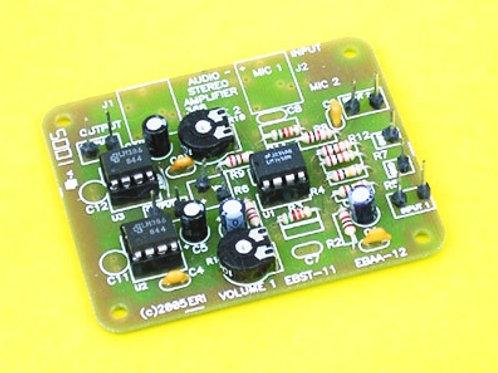 EBST-11 STEREO Audio Amplifier Kit