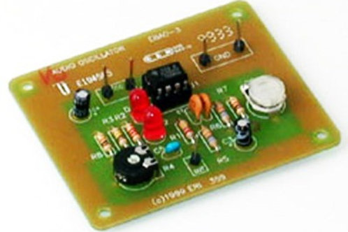 EBAO-3 Audio Oscillator Kit