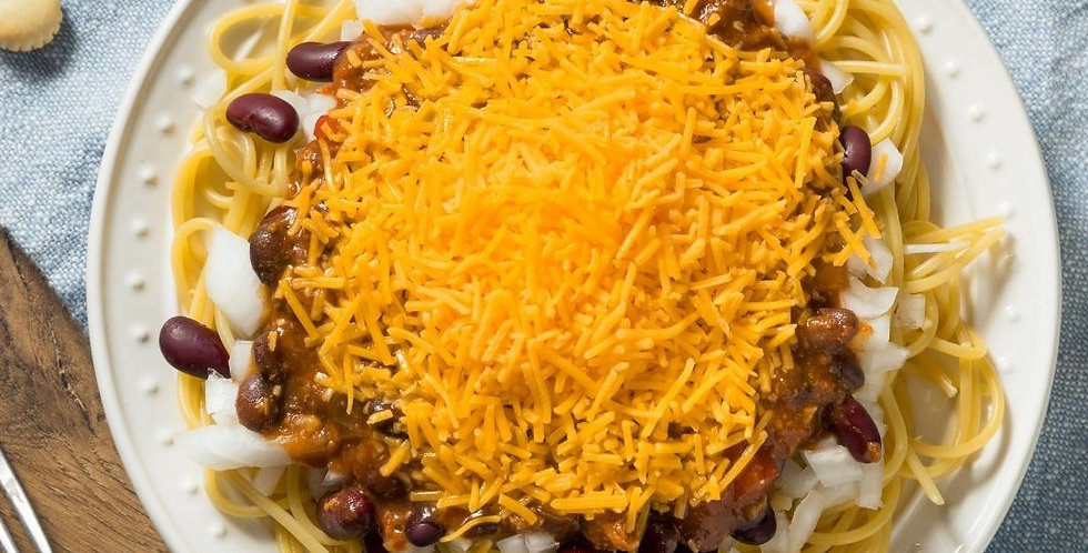 Weds, Oct 21: Cincinnati Chili, 5-Way