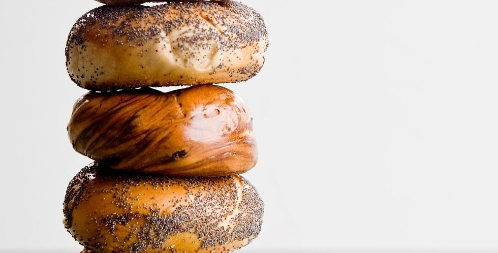 Sun, Oct 18: Hole Foods - Bagels
