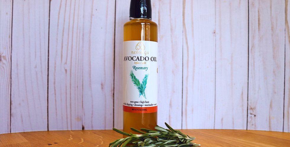 Rosemary Infused Avocado Oil
