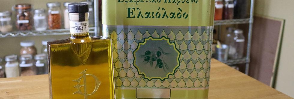 5 Gallon Bulk Ancient Groves Extra-Virgin  Olive Oil