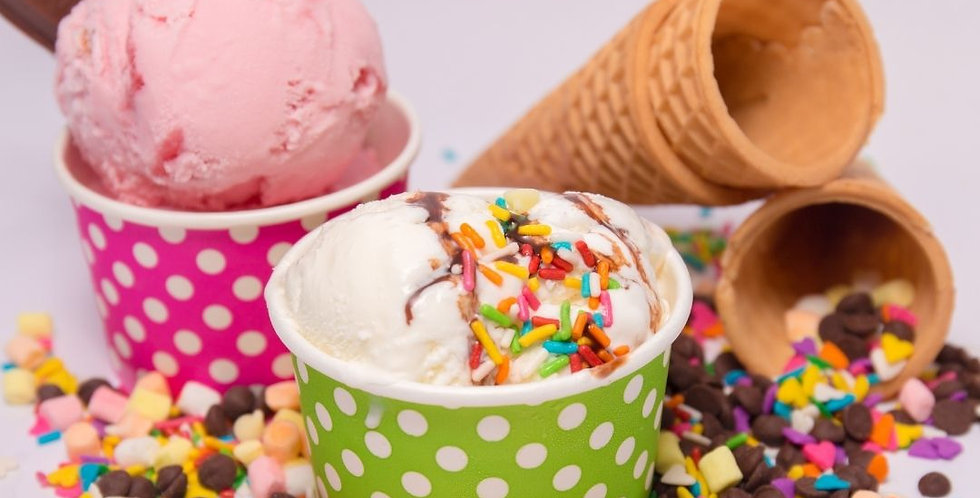 Sun, March 14: Kids in the Kitchen (Ages 11-14): St. Patty's Ice Cream Party