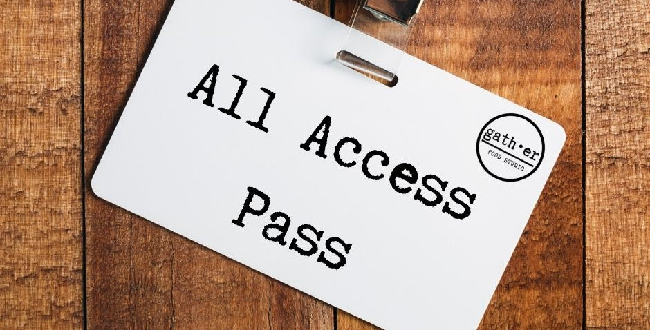 All Access Pass for 2020
