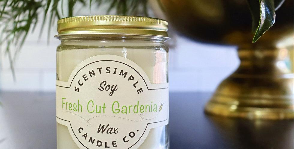Fresh Cut Gardenia Candle